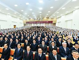 울산중구·부산영도·창원의창교회  헌당기념예배