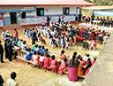 네팔 슈리 바와니 초중등학교 교사(校舍) 준공식