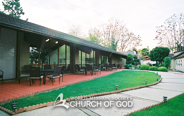 미국 CA 로스앤젤레스 하나님의 교회