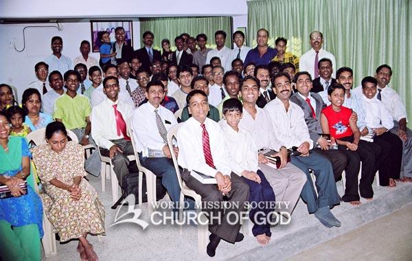 인도 뭄바이 하나님의 교회