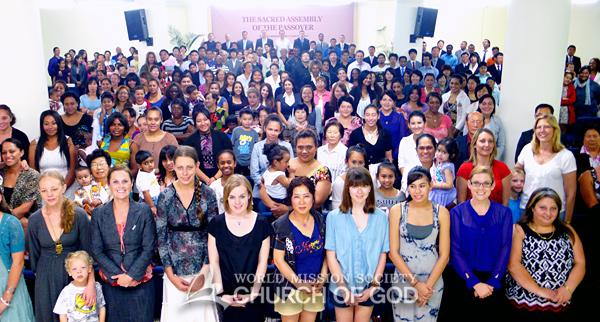 호주 시드니 하나님의 교회