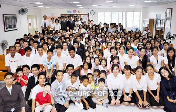 필리핀 마닐라 하나님의 교회