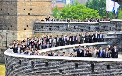 세계 각국 해외 성도 방한, 전 세계에 한국 알리기 앞장