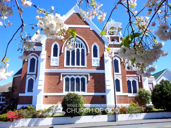 뉴질랜드 더니든 하나님의 교회