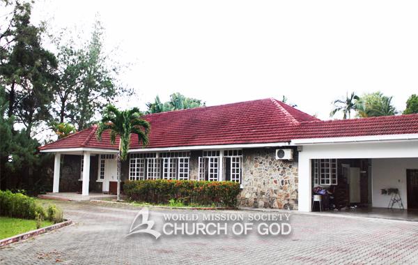 말레이시아 코타키나발루 하나님의 교회